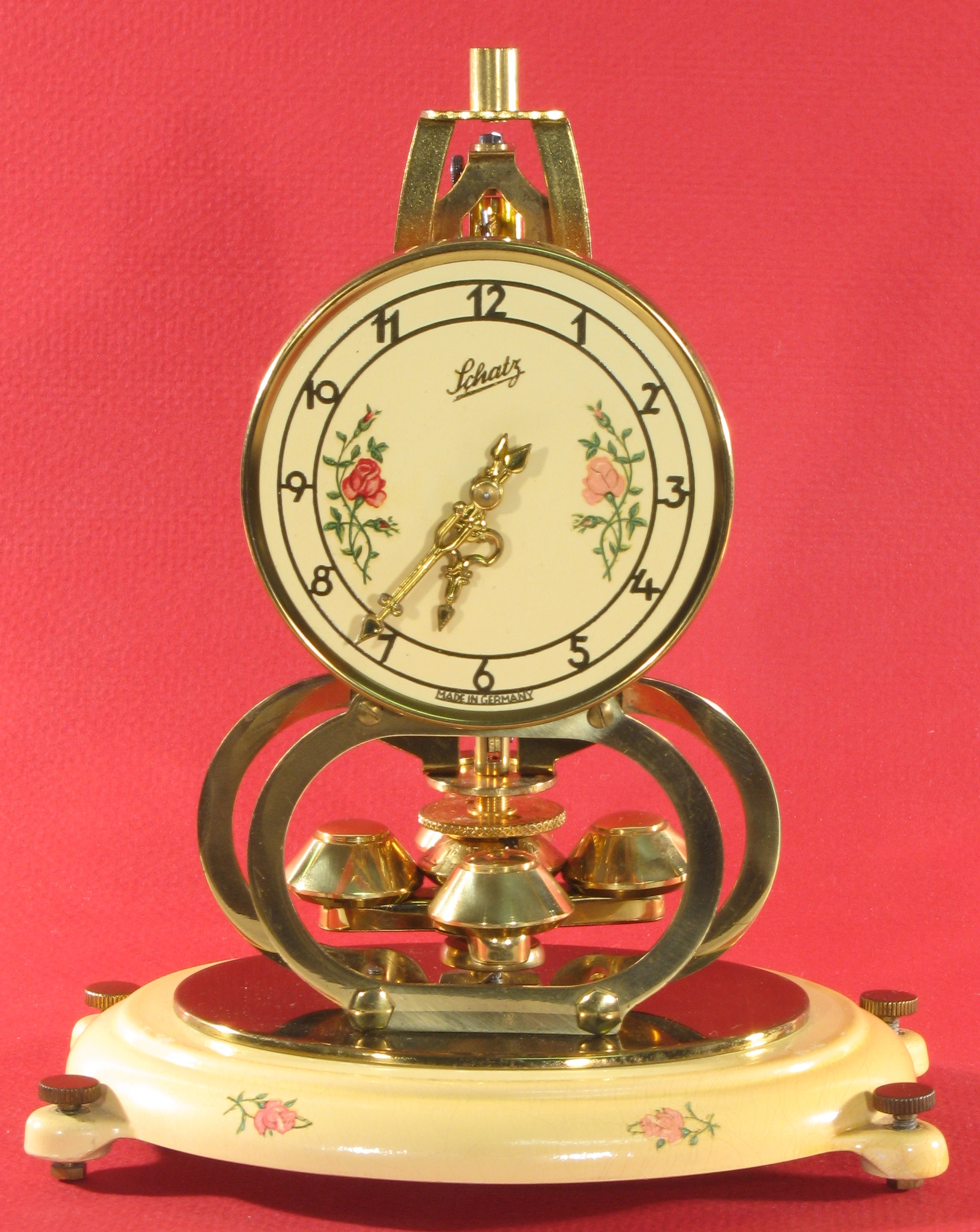Schatz Mademoiselle 400 Day Clock Clockinfo Com