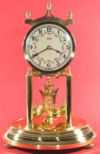 DeBruce 400 day clock