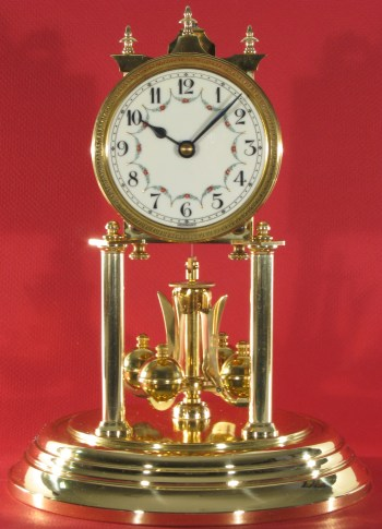 Jahresuhrenfabrik (Schatz) 400 Day Clock Ca. 1949