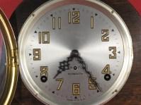 Aluminum dial with embossed numerals