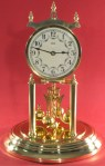 Kundo standard 400 day clock, early 1950s.