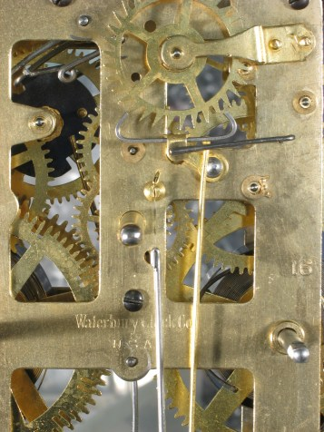 Watetrbury Clock Co U S A