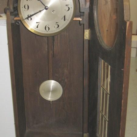 Case with door open