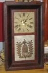 Henry C. Smith's One-Day OG Shelf Clock