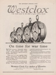 October 26, 1918 Saturday Evening Post