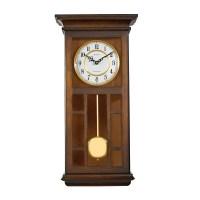 Bulova Mayfair Shaker-style Wall Clock C4337
