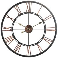 huge wall clocks mallory large wall clock 40223