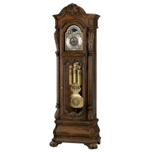 Hamlin Grandfather Clock With Cable-driven Chime Movement