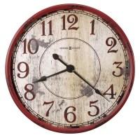 Howard Miller Back 40 Mechanical Wall Clock 625598