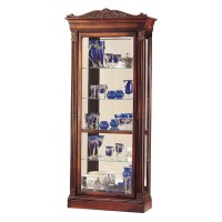 Howard Miller Embassy Curio Display Cabinet 680243