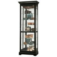 Howard Miller Chesterfield III Curio Display Cabinet 680287