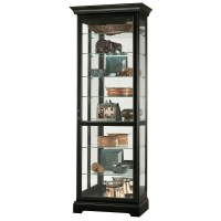 Howard Miller Chesterfield III Curio Display Cabinet 680287