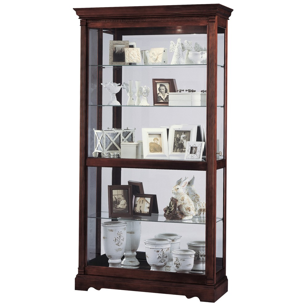Howard Miller Dublin Traditional Collectors Cabinet 680337