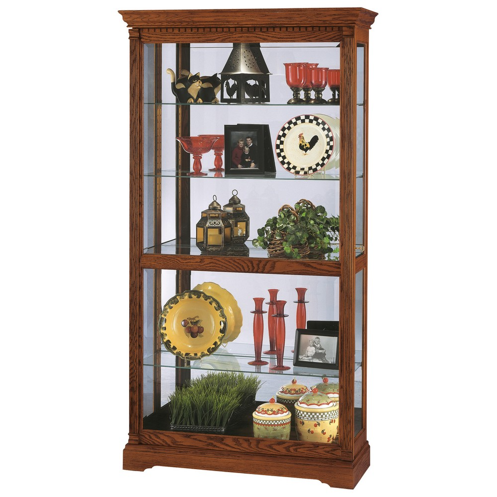 Howard Miller Donegal Traditional Collectors Cabinet 680339
