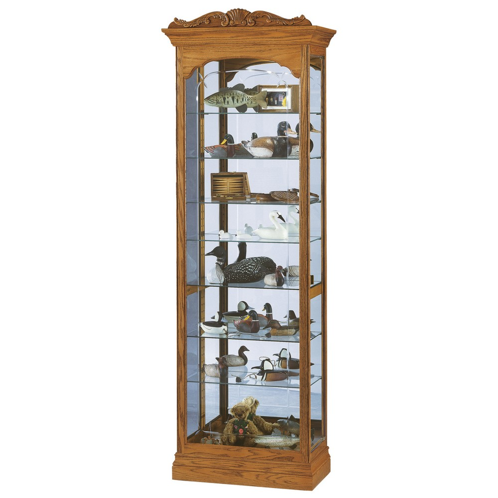 Howard Miller Cumberland Traditional Collectors Cabinet 680344