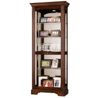 Howard Miller Ricardo Curio Display Cabinet 680420
