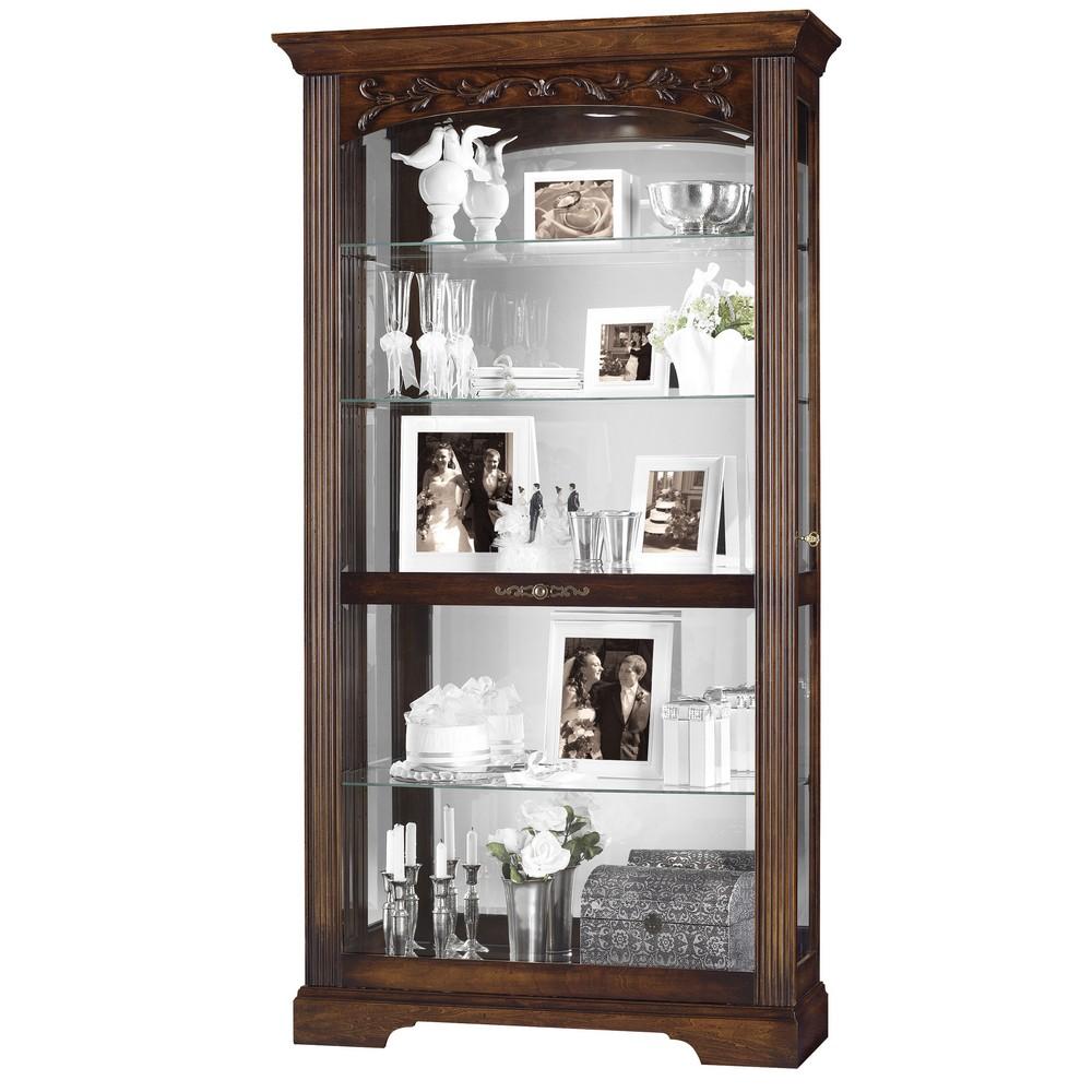 Howard Miller Hartland Curio display Cabinet 680445
