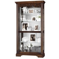 Howard Miller Hartland Curio display Cabinet 680445
