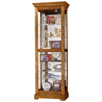 Howard Miller Moorland Curio display Cabinet 680471