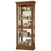 Howard Miller Berends II Curio Display Cabinet 680478