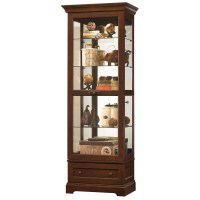 Howard Miller Manford Curio Display Cabinet 680523