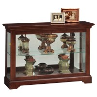 Howard Miller Underhill Curio Display Cabinet 680533