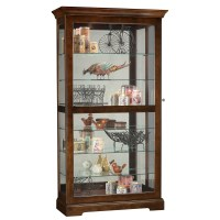 Howard Miller Tyler Curio Display Cabinet 680537