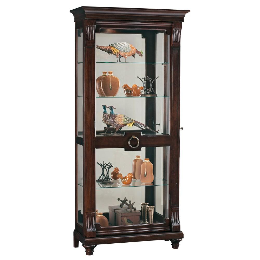 Howard Miller Brenna Curio Display Cabinet 680539