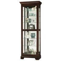 Howard Miller Martindale II Curio Display Cabinet 680577