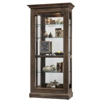 Howard Miller Caden II Curio Display Cabinet 680608