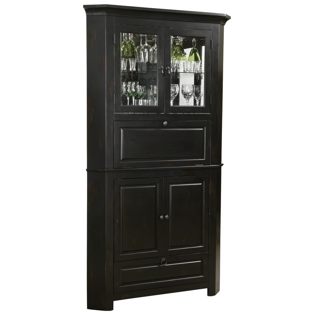 Howard Miller Cornerstone Home Bar Cabinet 695082 695082