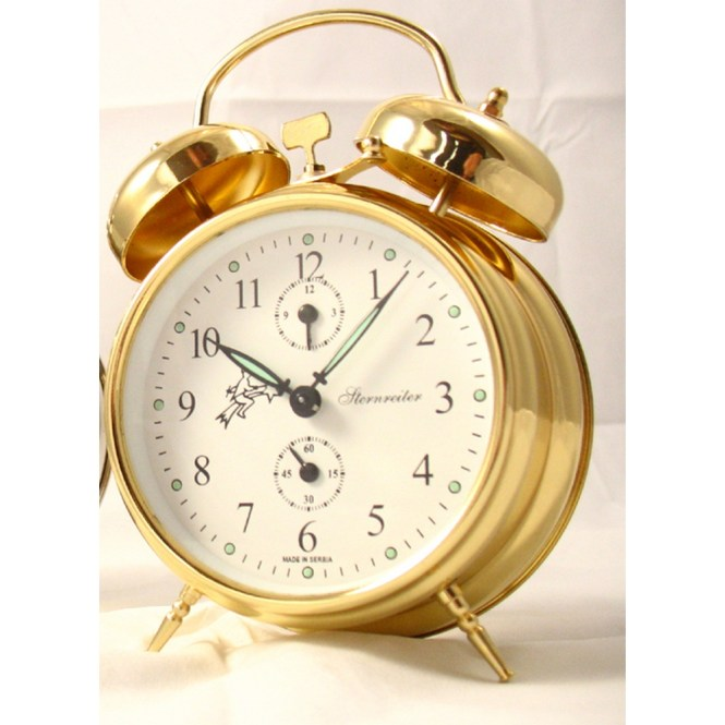 Wind Up Alarm Clocks Sternreiter And