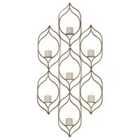 Uttermost Rovena Seven Candle Wall Sconce 04049 ...