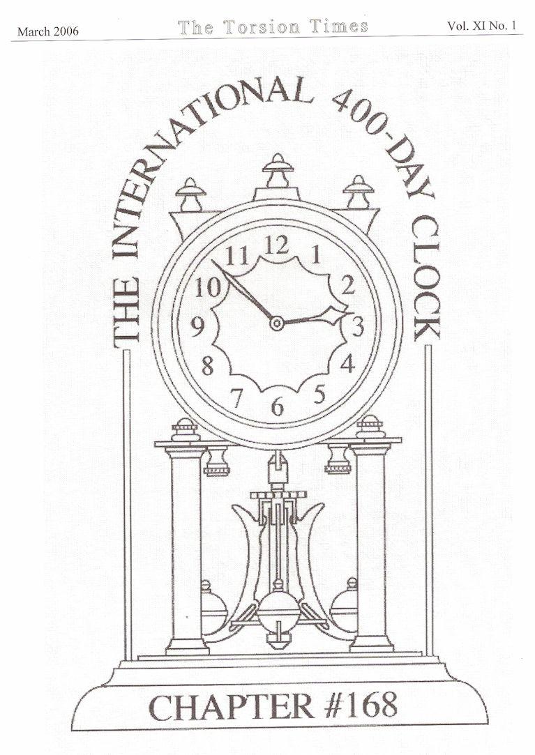 CLOCKS MAGAZINE The 400-day clock