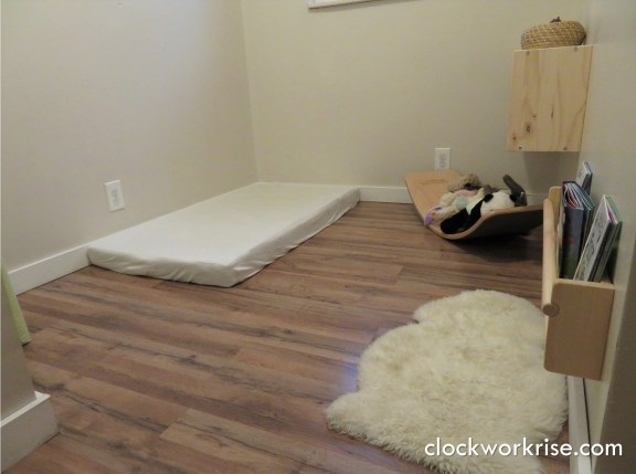 Transitioning a 15-month-old Toddler from a Crib to a Montessori Floor Bed