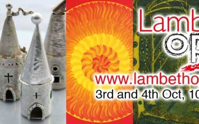 Lambeth Open at The Portico Gallery