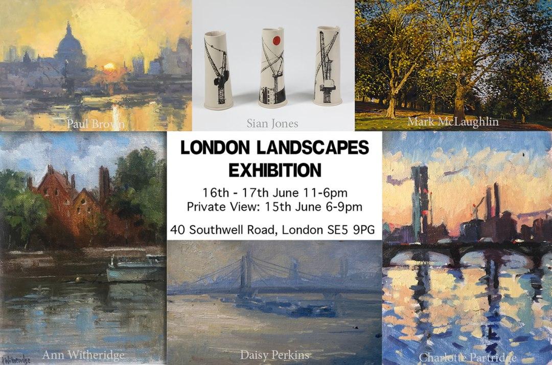 London Landscapes Exhibition
