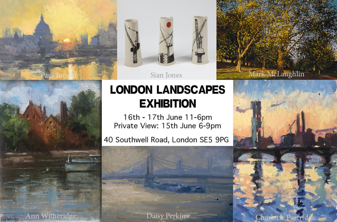 London Landscapes Exhibition