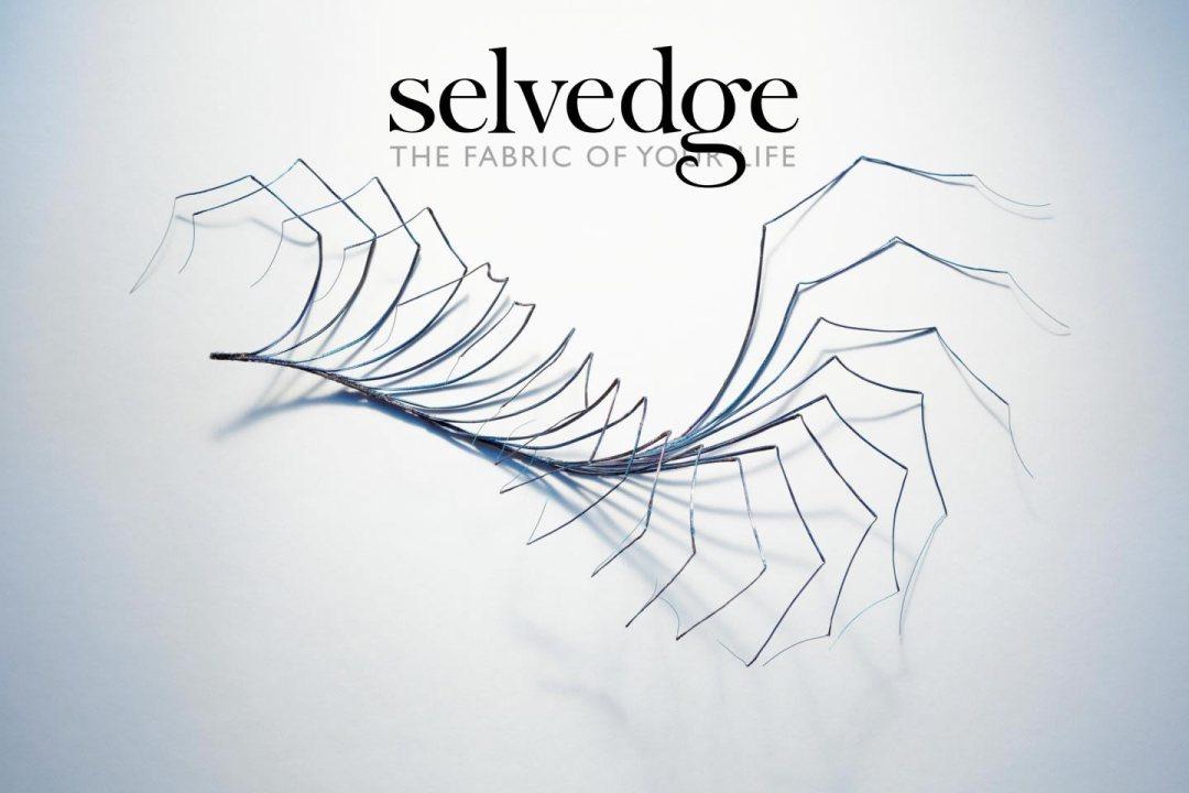 Bridget Bailey featured in Selvedge magazine