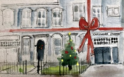 Clockwork Christmas Open Studios 2020