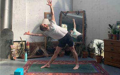 Yoga Fundraiser for Platform Cafe (Loughborough Junction)