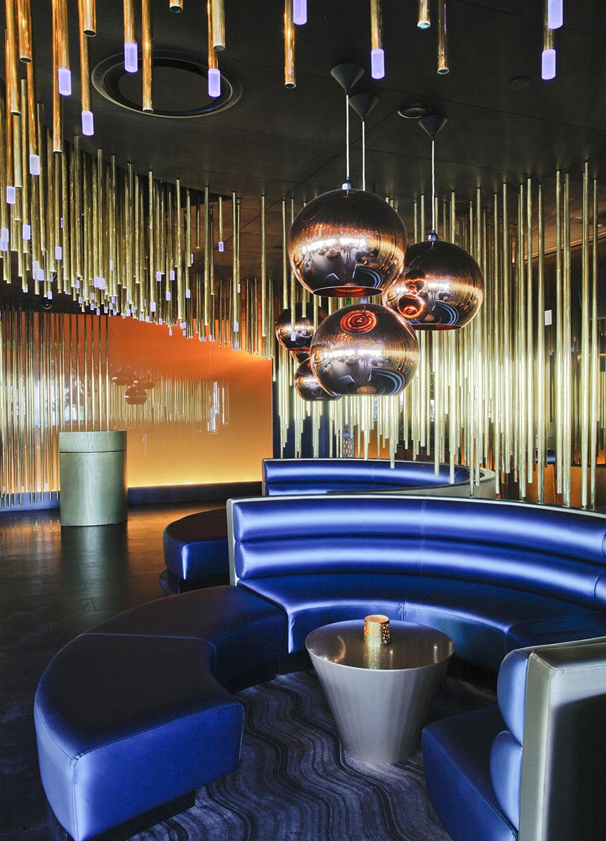 Whiskey Blue Ft Lauderdale  Clodagh Design