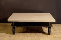 Rolling Coffee Table - Clodagh Design