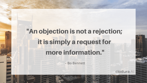 Unprepared for Objections