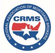 NAMB CRMS Education Program