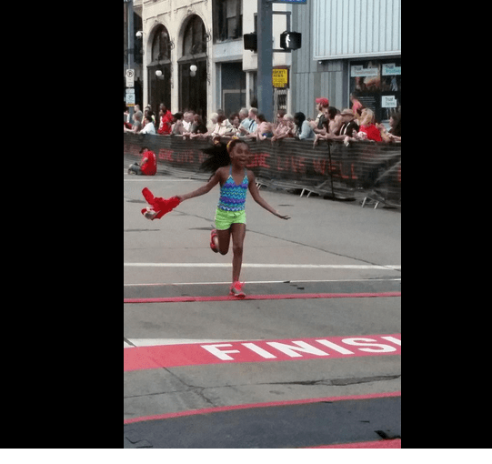 GNC Liberty Mile recap