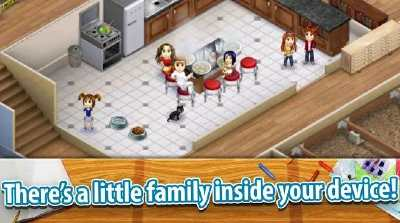 Virtual Families 2 Mod Apk Premium 2021 Money Hacked Cloneapk Com