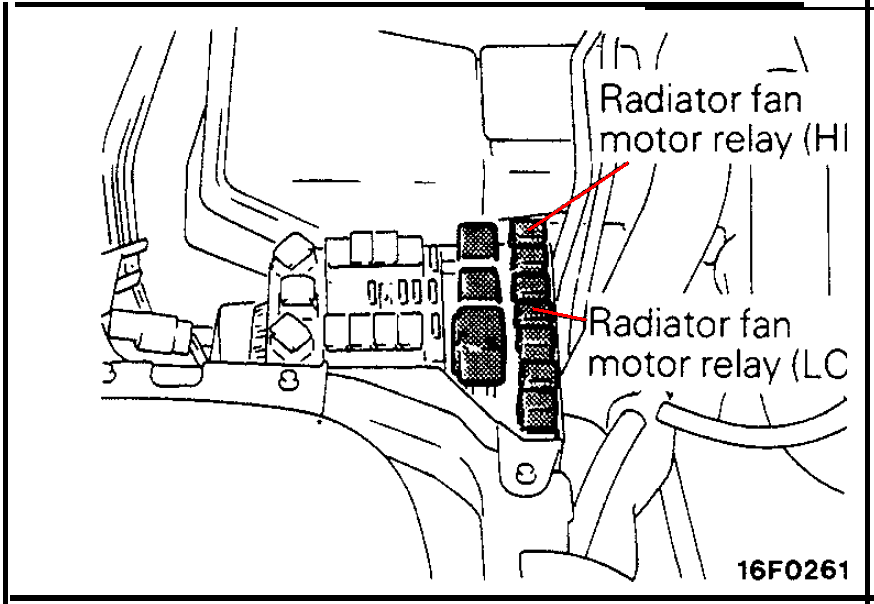 fan relay wiring