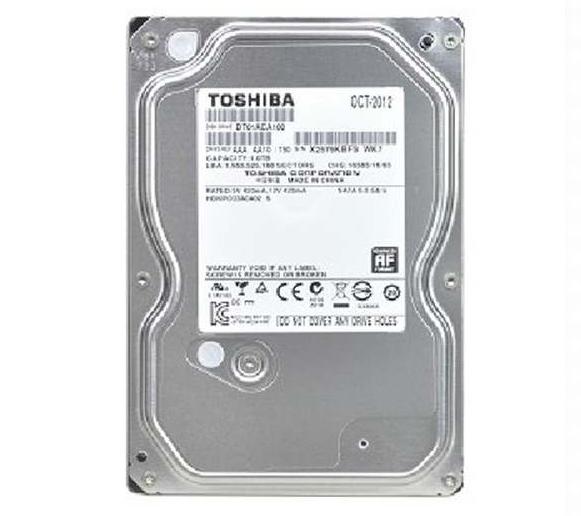 fa6f8c585ed Disco Duro Interno Pc 1 Tera Toshiba 7200 rpm - Clones y Periféricos