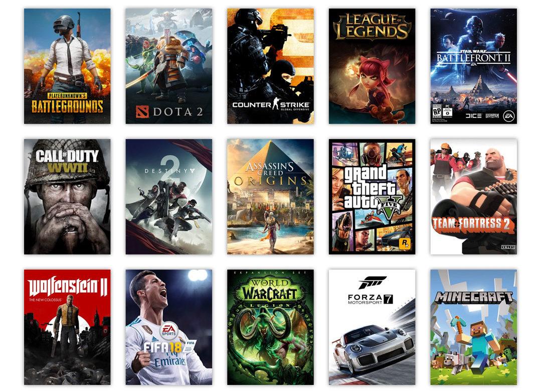 Juegos compatibles con la Torre Consola económica